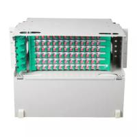Buy cheap Fiber ODF Optical Distribution Box For FTTH FTTB FTTX Network 48 Port product