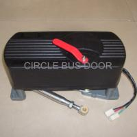 Electric folding bus door mechanism,export to Philippines Indonesia,anti-clamping function,low current (BDM100)