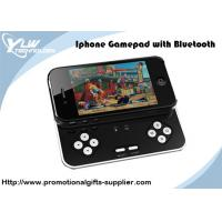 Buy cheap Bluetooth Iphone Gamepad joystick with sliding out hard shell case for touch screen games product