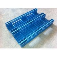 Buy cheap Fire Retardant Heavy Duty Plastic Pallets , 4 Way Plastic Shipping Pallets product