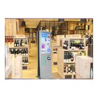 Buy cheap Lcd Multi Function Emergency Mobile Phone Charging Kiosk , Phone Charger Station With Lockers product