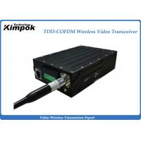 Buy cheap HD SDI Full Duplex Wireless Video Transmitter and Receiver CE / FCC / ROHS product
