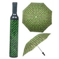 Buy cheap Bottle umbrella, advertising umbrellas promotional gifts supplier product