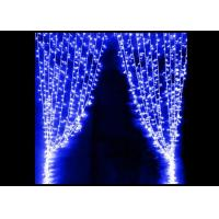Buy cheap Party LED Curtain Lights High Brightness Strings Connectable Waterproof 5 * 1M product