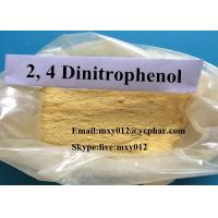 China Light Yellow Crystal Powder CAS:51-28-5 DNP (2, 4 Dinitrophenol) for weight loss on sale