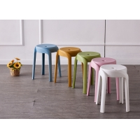 Buy cheap Stackable 4pcs/Ctn Modern White Plastic Dining Chairs product