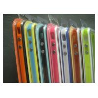 Buy cheap TPU green, orange  Apple Iphone Accessories bumpers case for Iphone4 product