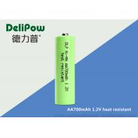 Buy cheap 700 Nimh Rechargeable Aa Batteries For Europe Fridge / Electric Appliance product