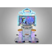 Buy cheap Indoor Arcade Games Machines With Lottery Ticket Out 12 Month Warranty from wholesalers