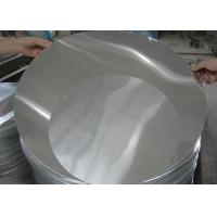 Buy cheap Pots DC 3003 Cast Round Aluminum Sheet Deep Drawing Thickness 2.8mm product