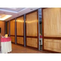 Buy cheap Floor To Ceiling Hanging Acoustic Folding Partitions For International from wholesalers