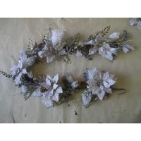 Buy cheap  Mistletoe  Artificial Ddecorative Flower  Bouquet with Hooks for wall hanging product