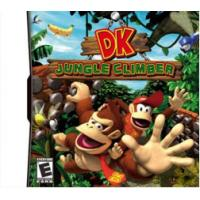 China New Hot DS Game Card for all 3DS/DSI/DS Game consoles with Excellent Quality:DK  JUNGLE CLIMBER on sale