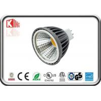 Buy cheap 3000K COB LED Spotlight 5W MR16 , dimmable led spotlights for show room product