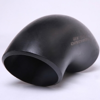 Buy cheap A234WP11 Sand Roll Long Bend Elbow Black Iron Pipe DN5000 product