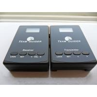 China L8 Wireless Digital Tour Guide System , Black Tour Guide Transmitter on sale
