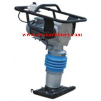 Buy cheap CE Concrete Vibratory soil tamping rammer with robin 76kg sand Tamping Rammer product