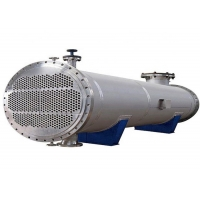 Buy cheap Chemical Using Titanium Fabricated Tube Heat Exchangers from wholesalers