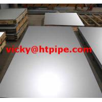 Buy cheap ASTM A240 316L plate sheet strip from wholesalers
