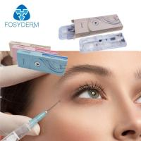 Buy cheap Transparent Dermal Hyaluronic Acid Wrinkle Fillers For Lip Nasolabial And Face product