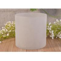 Buy cheap Popular Decorative Frosted Votive Candle Holders Three Different Size product