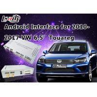 Buy cheap Android 6.0 6.5' VW Touareg Android Auto Interface Touch Android Navigation System product
