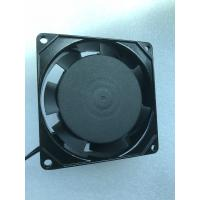 Buy cheap 230V AC Cooling Industrial Ventilation Fans 3 Inch 80x80x25mm Ball Bearing 22W from wholesalers
