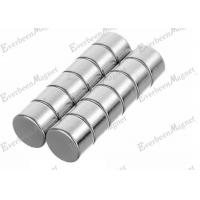 Buy cheap Strong Disc Permanent Neodymium Magnets Dia 27*5mm Thickness Nickel coating product