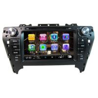 Buy cheap Android Special Car DVD Player for Toyota 2012 Camry 8inch with GPS,Google map,3G, wifi product
