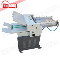 Buy cheap 3 Years warranty air suction electric automatic paper folding machine factory price product