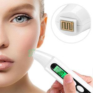 Face Skin Sensor Tester Oil Detector