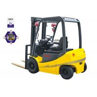 Buy cheap AC Powered Explosion Proof Forklift 1980mm Turning Radius With Anti - Friction Brake product