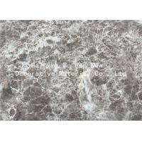Buy cheap Realistic Stone Effect Decorative Door Film Thermal Transfer Foil For UV Boards product