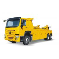 Buy cheap HOWO Wrecker Truck 6x4/8x4 Heavy Duty Recovery Tow Truck M+ 8615271357675 from wholesalers
