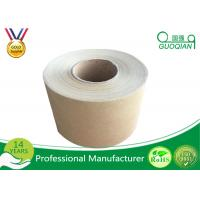 China Water Release kraft gummed paper tape Non Reinforced For Low Volume Packaging on sale