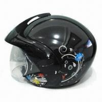 Buy cheap Open-face Sports Helmet with Plush-brushed Comfortable Interior, Meets DOT Standard product