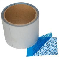 Buy cheap Brand Protection Tamper Evident Label Material Bespoke Images Pre - Design Decals from wholesalers