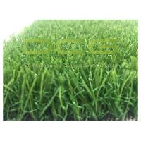 China Residential Artificial Grass Garden / Imitation Grass Lawns Eco - Friendly on sale