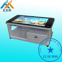"Buy cheap 32""Touch Kiosk Tea Table Touch Screen Interactive Multi 10Points Digital Signage product"