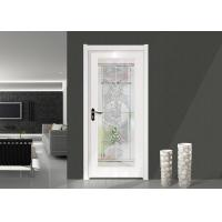 Buy cheap Colorful Float Translucent Glass Panels , Decorative Door Glass 3-8 Mm Thickness product