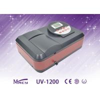 Buy cheap Rhodamine B Automatic Single Beam Spectrophotometer Indigo With LCD Screen product