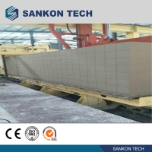 Buy cheap 15000kg AAC Block Cutting Machine product