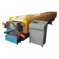 Buy cheap Rainwater Downspout Roll Forming Machine With 12000mm*1100mm*1200mm Dimension product