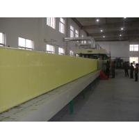 Buy cheap High Effeiciency Sponge Foam Production Line Full Automatic Horizontal Continuous product