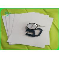 Buy cheap High Brightness Uncoated Woodfree Offset Paper , 70 80gsm Woodfree Paper product