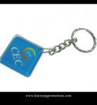 Buy cheap 2015 Cheap Custom printed clear plastic acrylic keychain wholesale product