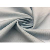 Buy cheap Grey Color Hole Pattern Breathable Outdoor Fabric 100D +100D * 100D + 100D Yarn Count product