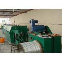 Buy cheap Custom Hot Dip Galvanising Machinery , Continuous Hot Dip Galvanizing Line product