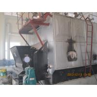 Buy cheap Thermal Insulated ASME Oil Gas Fired Steam Boiler Replacement , 8 Ton product