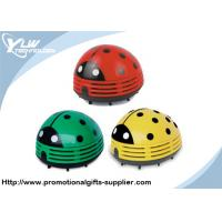 Buy cheap Electronic Gadgets Gifts 2 AAA batteries ladybug shape desk vacuum, desk vacuum cleaner product